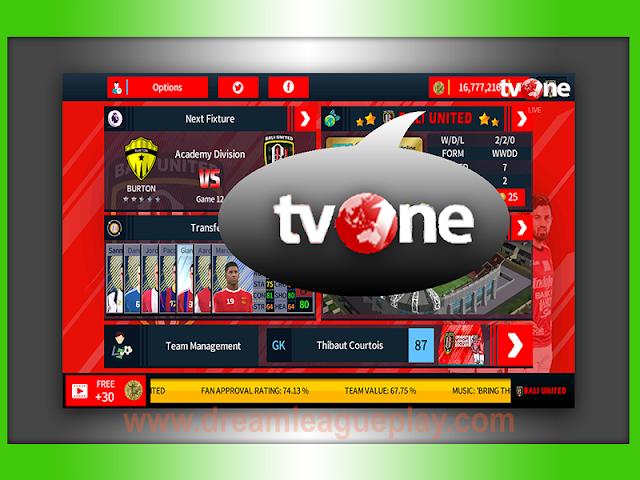 Cara Menambahkan Channel TV Pada Game Dream League Soccer 2017