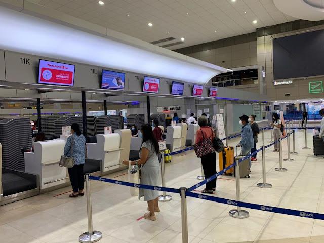 Lion Air Thailand Kembali Beroperasi, tapi hanya Penerbangan Domestik