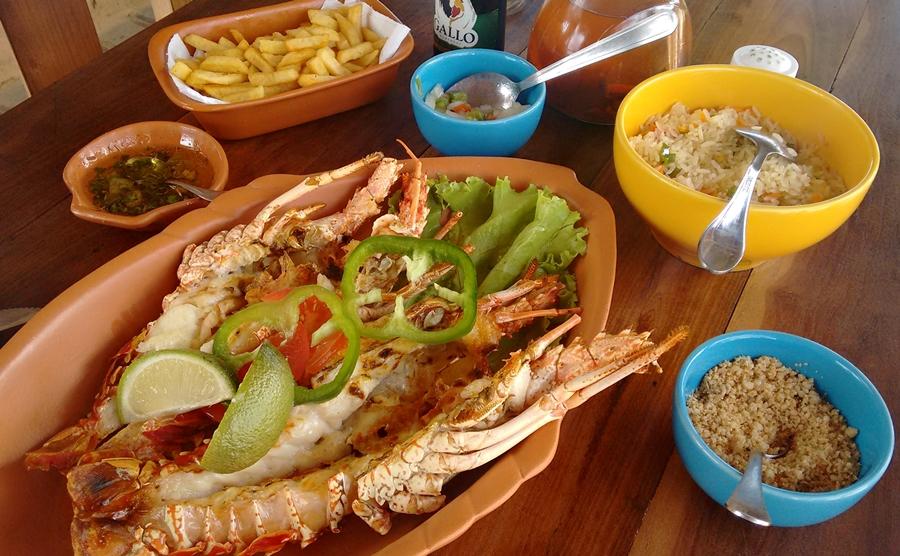 Restaurante Komaki, Barrinha - Jericoacoara