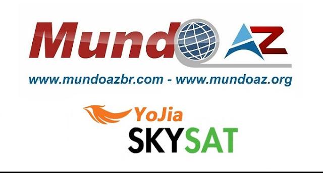Nova atualização Skysat S2020 melhorias nos sistemas
