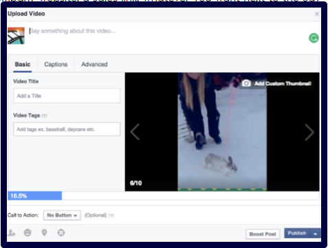 How To Share Video On Facebook