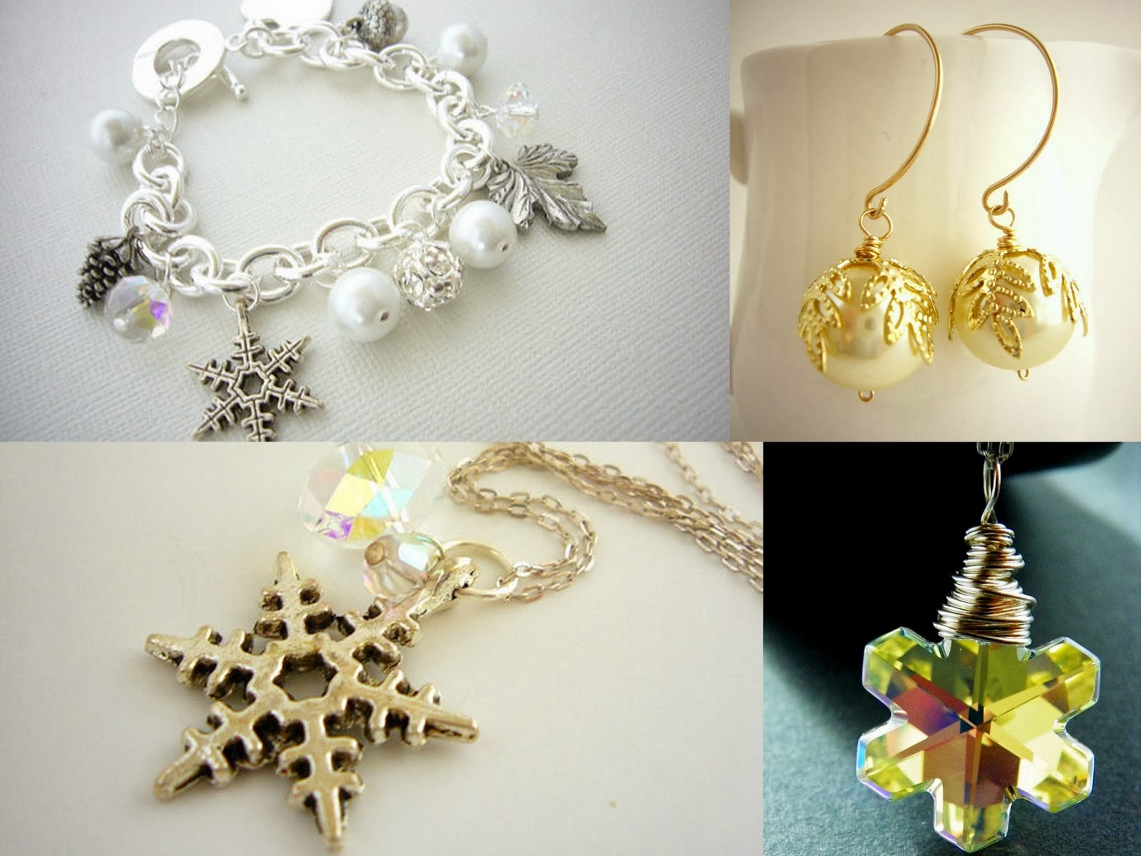 Estylo Jewelry: Winter Wedding Ideas