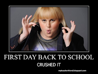 Image result for first day of school is over!