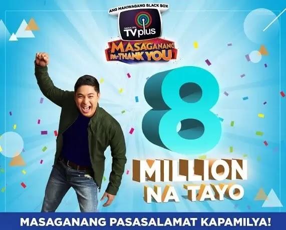ABS-CBN TVplus Sells 8 Million Units Since 2015