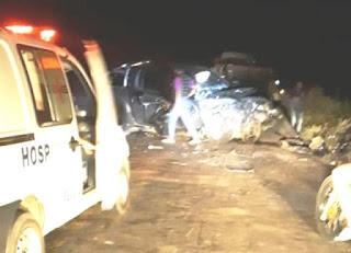 Policial se envolve em acidente