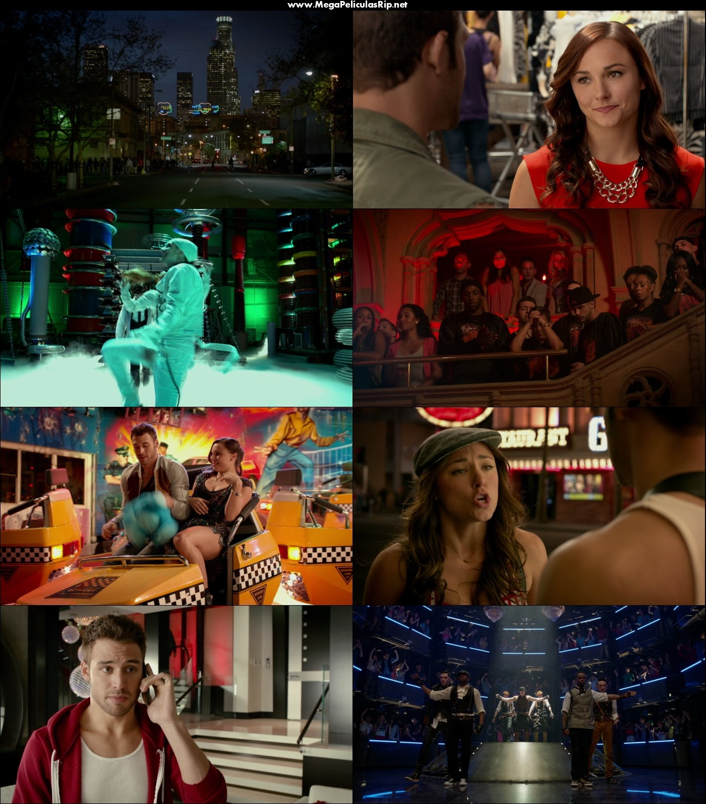 Step Up All In 1080p Latino
