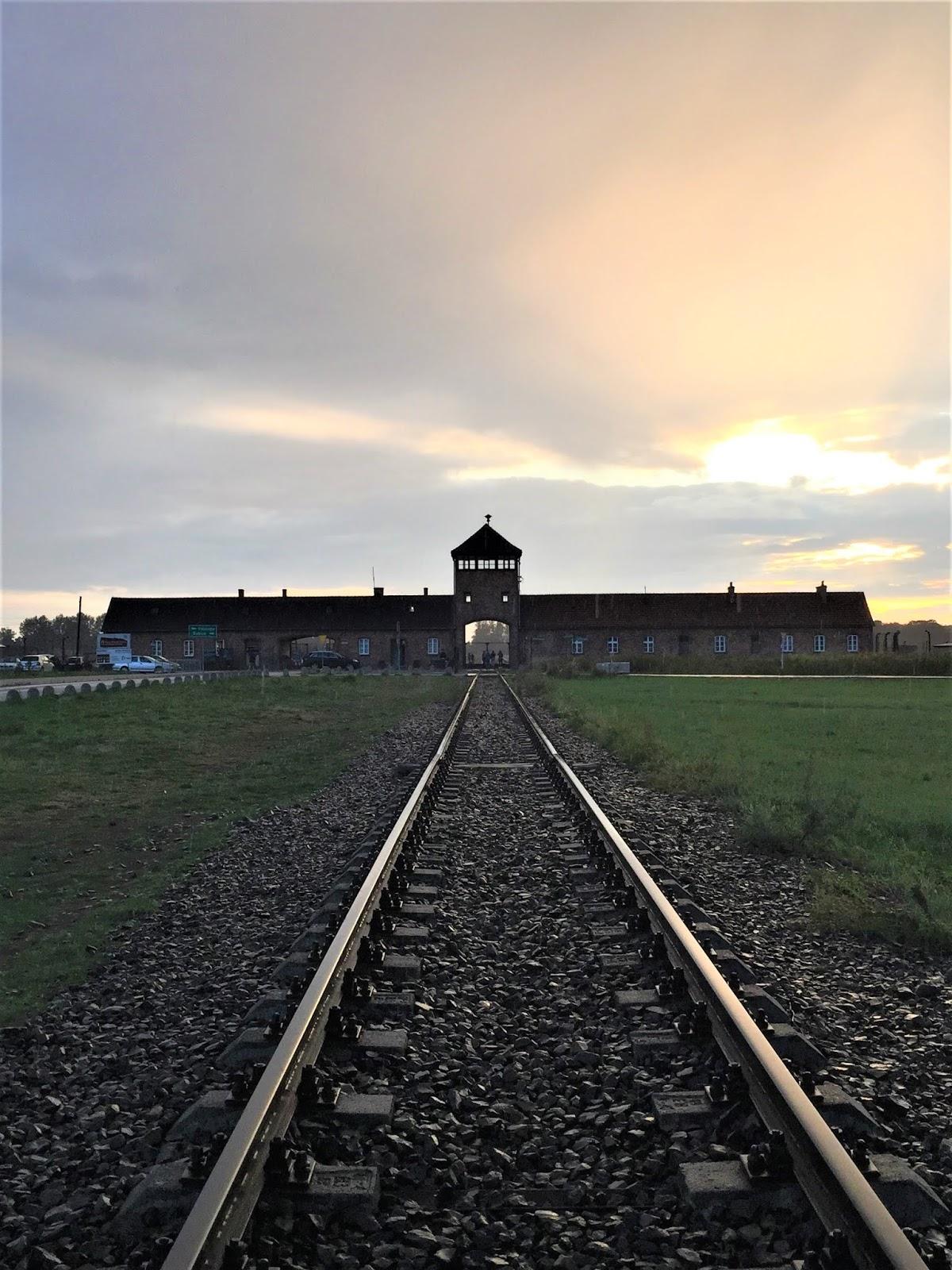 Auschwitz konsentrasjonsleir Polen