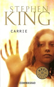 Portada de Carrie, de Stephen King