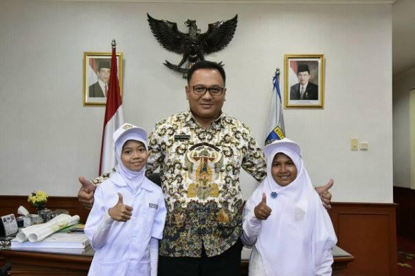 Dua Dokter Cilik Depok Siap Berlaga di Jabar