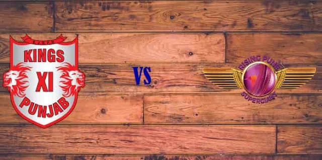 Match Preview IPL 2017: Match 4 KXIP vs RPS: Who will Win?