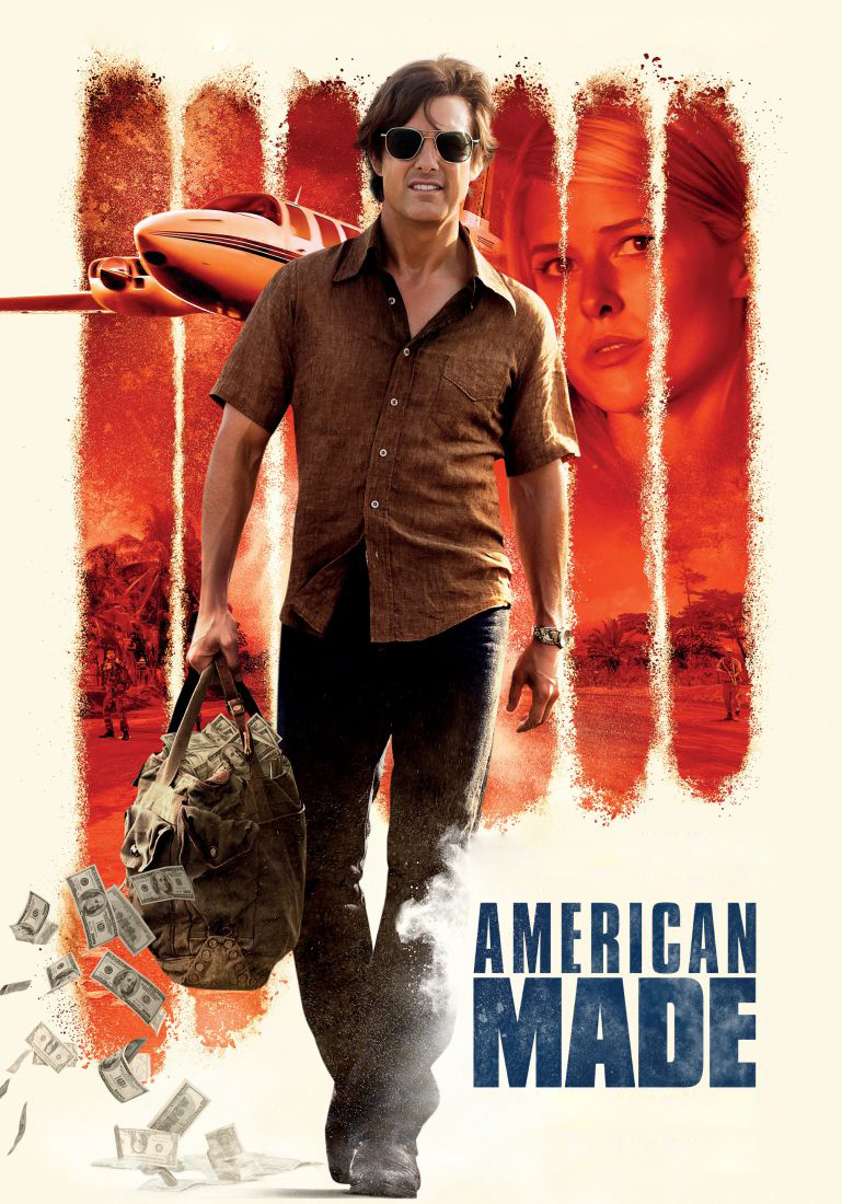 American Made [2017] [DVD9] [NTSC] [Latino]