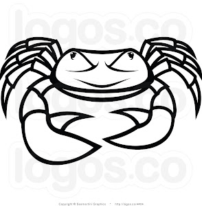 Black Crab I am, A slow charging lobster...