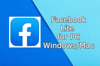 Facebook lite for windows PC