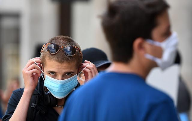 Νέα μέτρα – Πού και πότε θα φοράμε μάσκες από τις 13 Σεπτεμβρίου