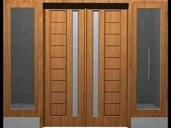 Model Pintu Minimalis 2020 2021 Bikin Elegan Rumah Idaman