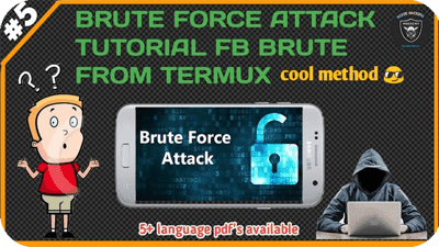 brute force attack for hacking facebook - noob-hackers