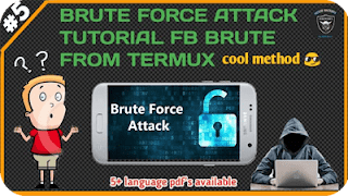 brute force attack for hacking facebook