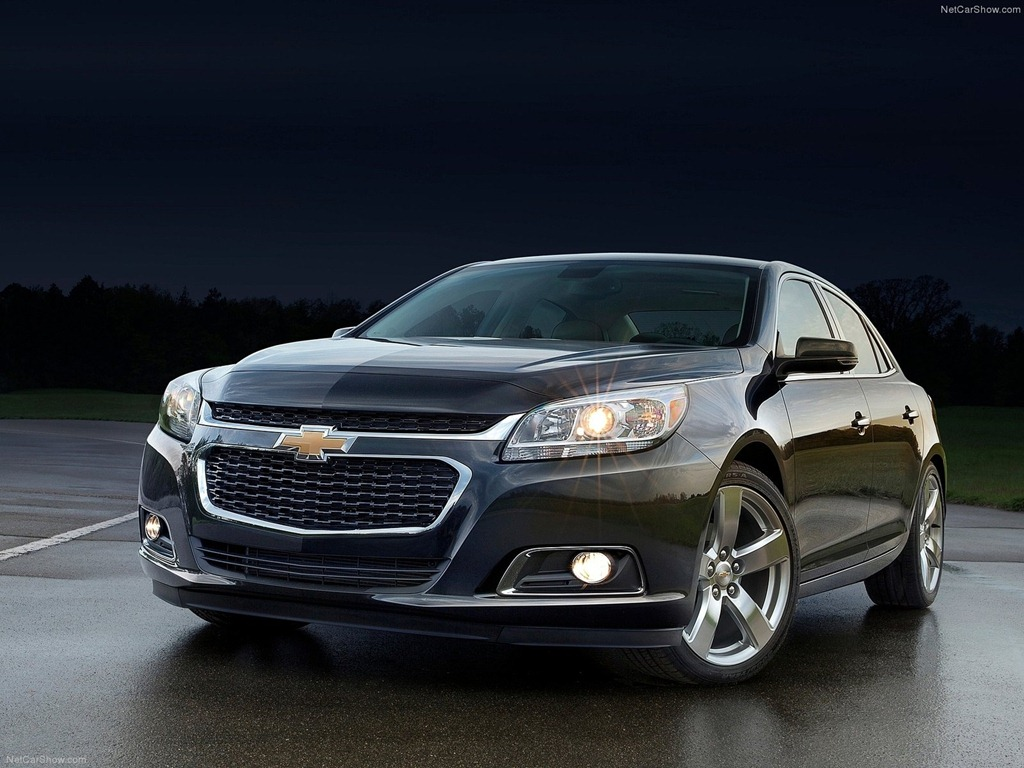 carro on Chevrolet Malibu 2014