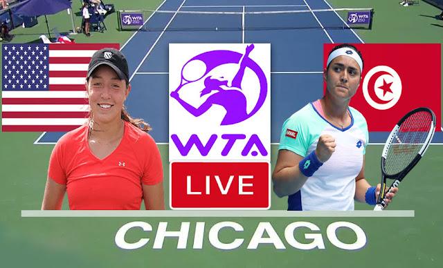 بث مباشر | مشاهدة مباراة أنس جابر ضد جيسيكا بيغولا في الدور ثمن النهائي من بطولة شيكاغو