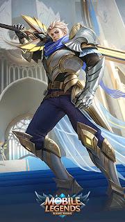 Alucard Lightborn Striker Heroes Fighter Assassin of Skins