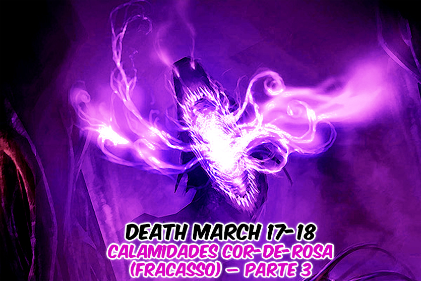 Ilustração do capítulo 17-18 de Death March to the Parallel World Rhapsody