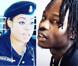 "Naira Marley Blasts Dolapo Badmus As She Called Him ""Public N*isance"""