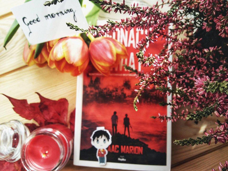 "#23 ,,Płonący świat"" Isaac Marion"