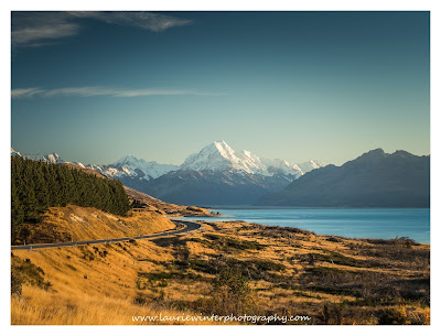 Aoraki, Sunrise, Mt Cook, Peters Lookout