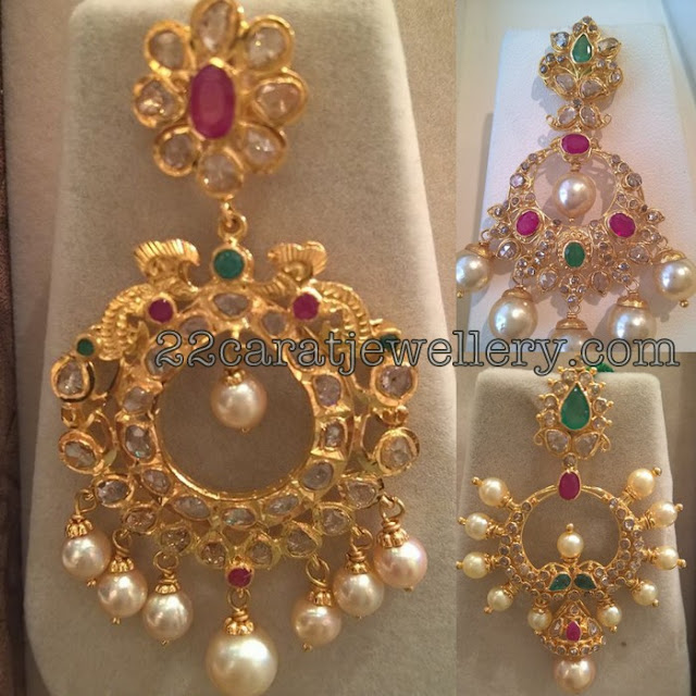 Uncut Diamond Chandbalis