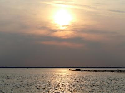 Sunset Photos: Sunset Dolphin Tours on Jekyll Island