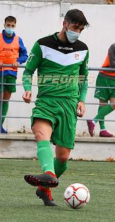 Fútbol Sitio Aranjuez Alex Figueroa