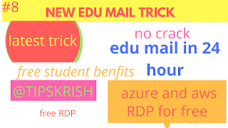How to get free edu mail part 8
