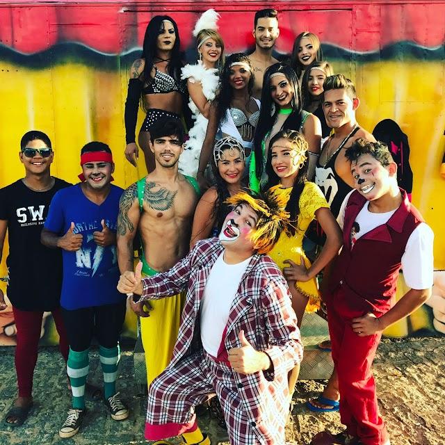Fuxiquinho Circo Show estréia nesta sexta em Rafael Fernandes