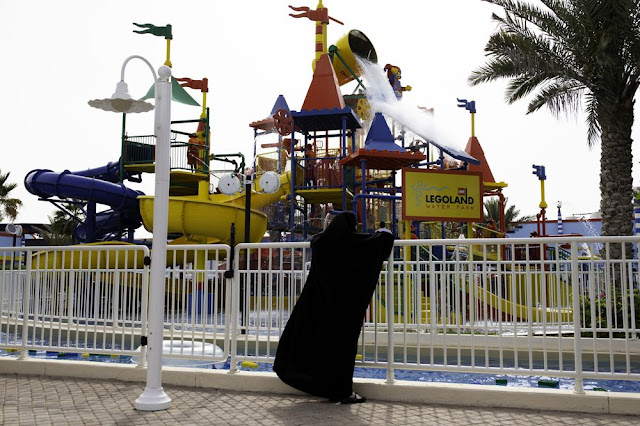 #Dubai Banks Buy Park Operator's Debt as Meraas Plans Revamp - Bloomberg