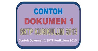 Contoh Dokumen 1 Kurikulum 2013 Terbaru Sekolah Dasar dan Menengah 2019/2020