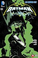 Os Novos 52! Batman e Robin #22