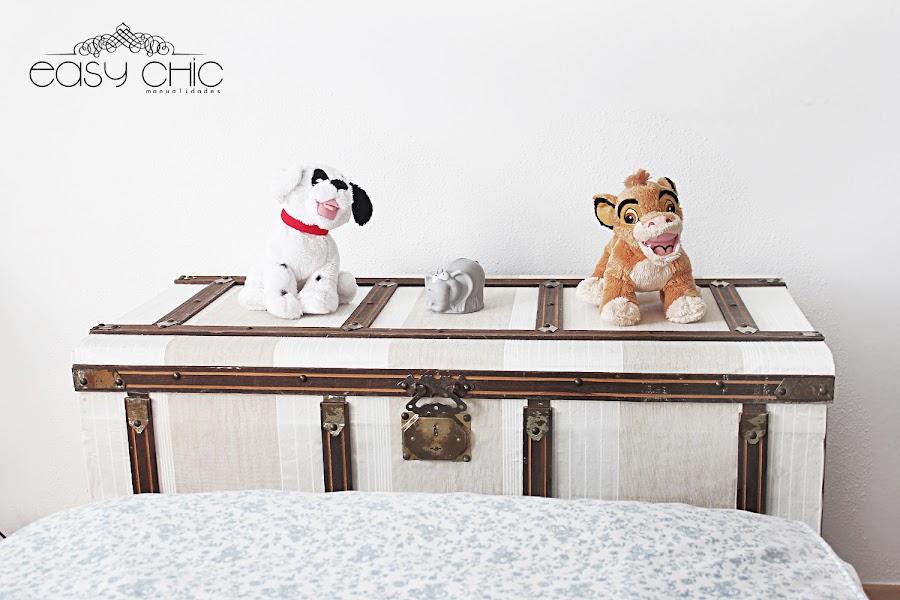 decoracion DIY cuarto infantil de bebe