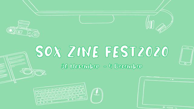 SOX Zine Fest 2020