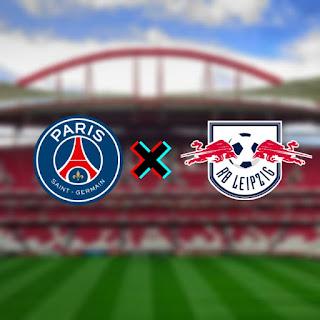 مباراة باريس سان جيرمان الفرنسي ولايبزيغ الألماني نصف نهائي دوري أبطال اوروبا 2020