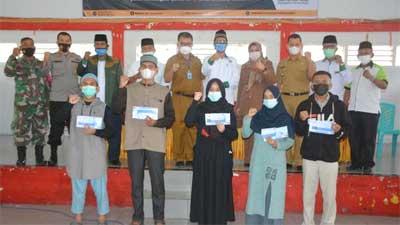 Baznas Tanah Datar Bantu Calon Mahasiswa yang Lulus SNMPTN