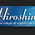 Hiroshima é a nova parceria que temos prazer em apresentar