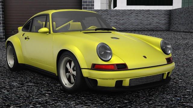 1990 Porsche 911 'Reimagined by Singer' DLS ft. Williams Engineering