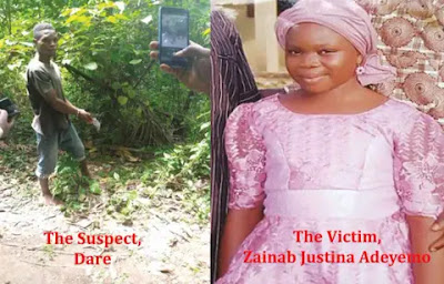 How Okada rider raped, murdered nursery school senior prefect in Ondo