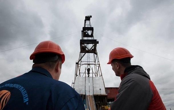 Видобуток газу в Україні сповільнюється