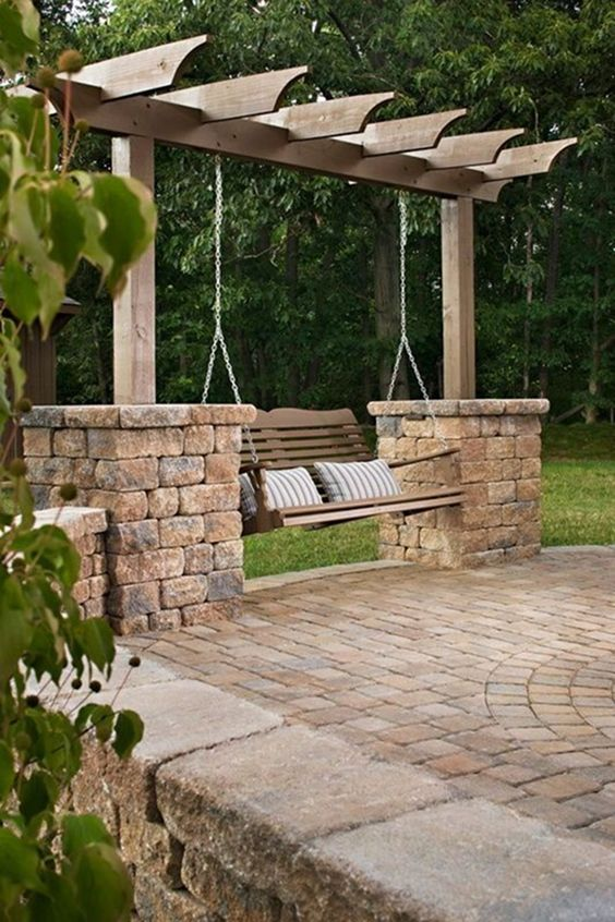 Beautiful Backyard Patio Design Ideas For Relax With Your Family