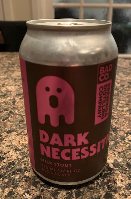 Dark Necessities (Bad Co.)