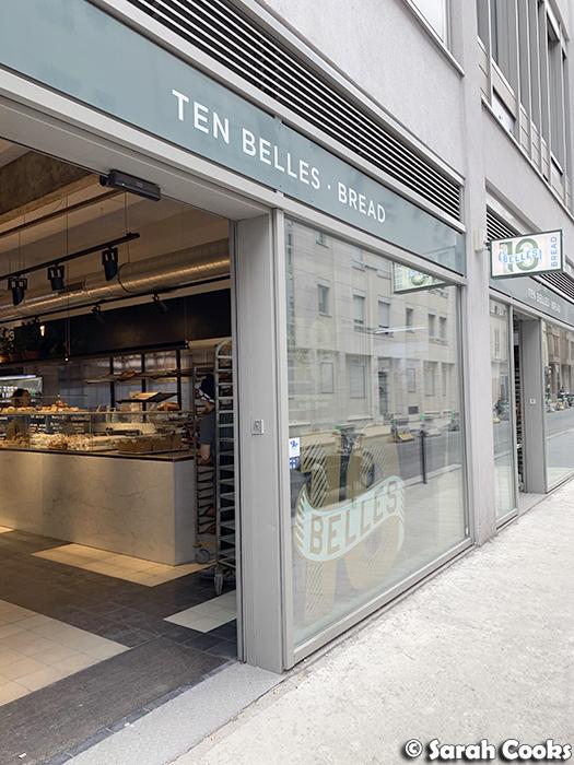 10 Belles Bread