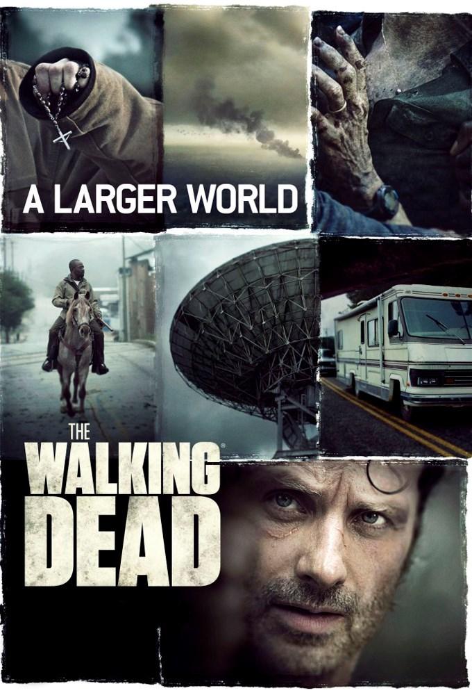 Nonton Film The Walking Dead Season 6 - Complete (2015)