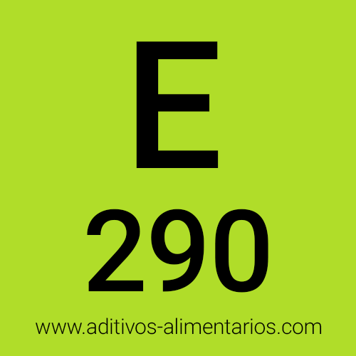 E290 - Dióxido de Carbono, CO2
