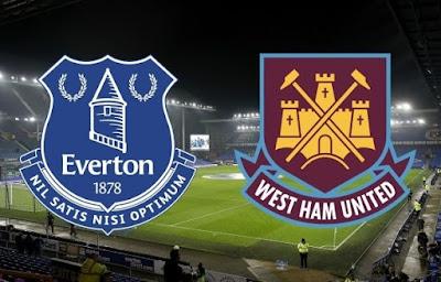 مشاهدة مباراة ايفرتون ضد ويست هام يونايتد 1-1-2021 في الدوري الانجليزي